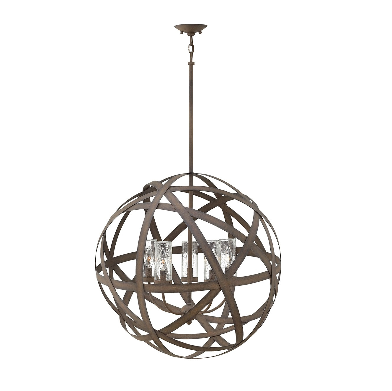 Carson 5 Light Outdoor Pendant